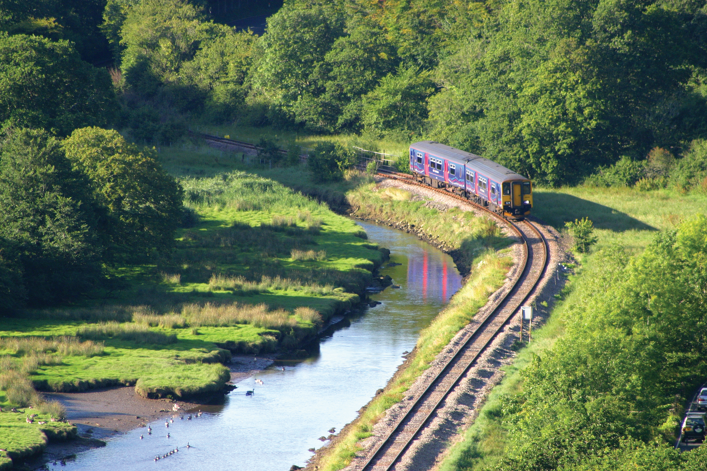 The Looe Valley Line (Image Rail).
