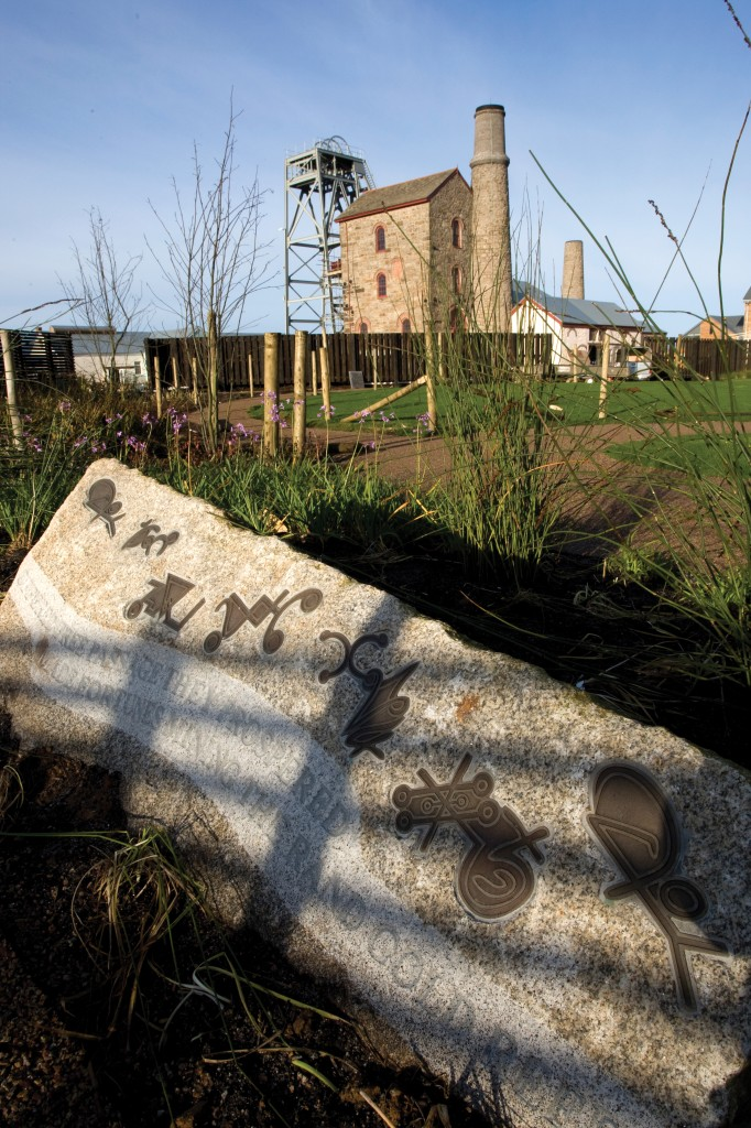 In the footsteps of the miners - Heartlands