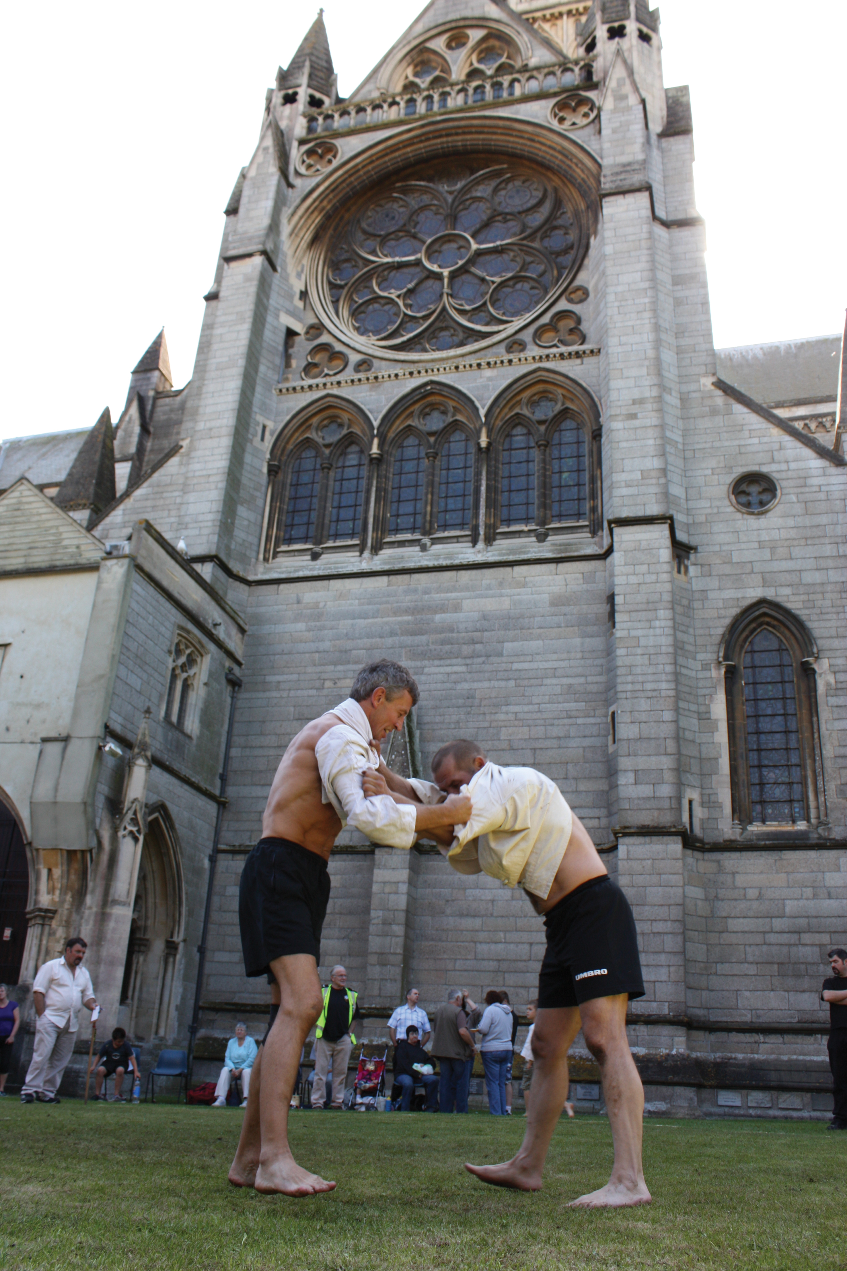 Discover the history behind the Cornish sport of Wrestling