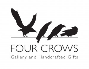 The Four Crows Gallery run by Suzie
