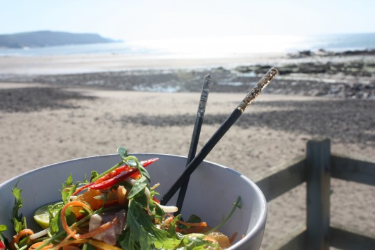 MEET THE CHEF: Mark Callaby at The Beach House, Widemouth Bay