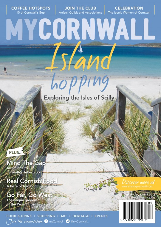 FEBRUARY/MARCH ISSUE 2016