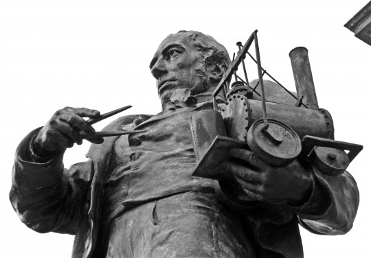 Richard Trevithick – A man of Influence and Adventure
