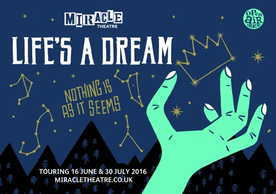 Miracle Theatre Presents: Life's a Dream.