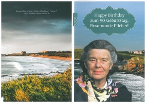 German Birthday Brochure