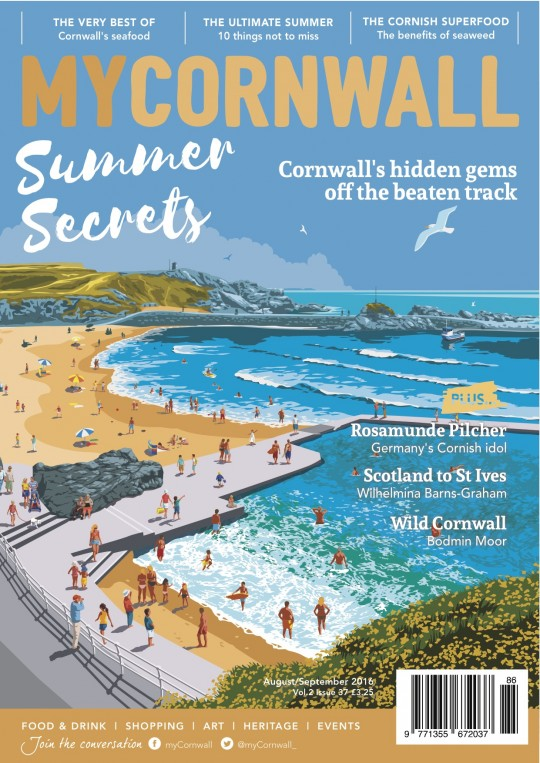 New issue of myCornwall out now