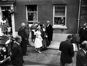 Royal visit to Lostwithiel_1962